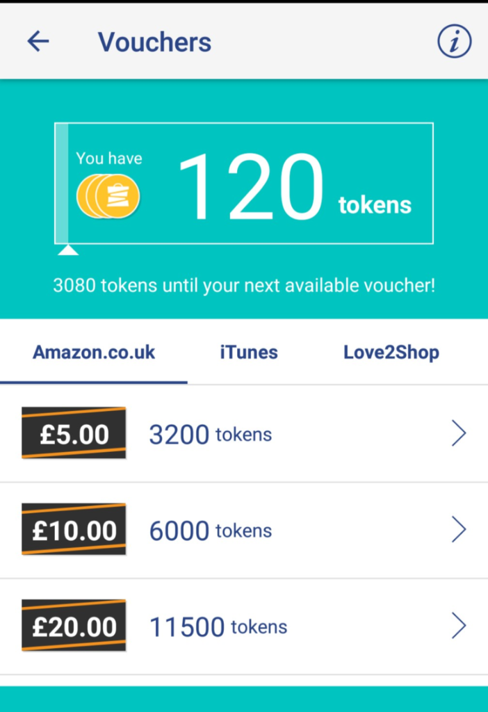 Shoppix Screen