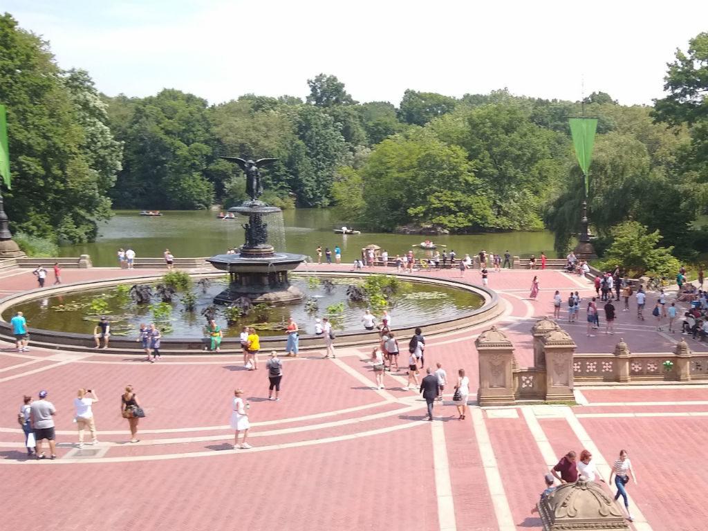 Bethseda Fountain Central Park
