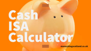 Cash ISA Calculator