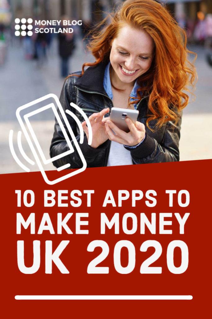 10 Best Apps To Make Money 2020