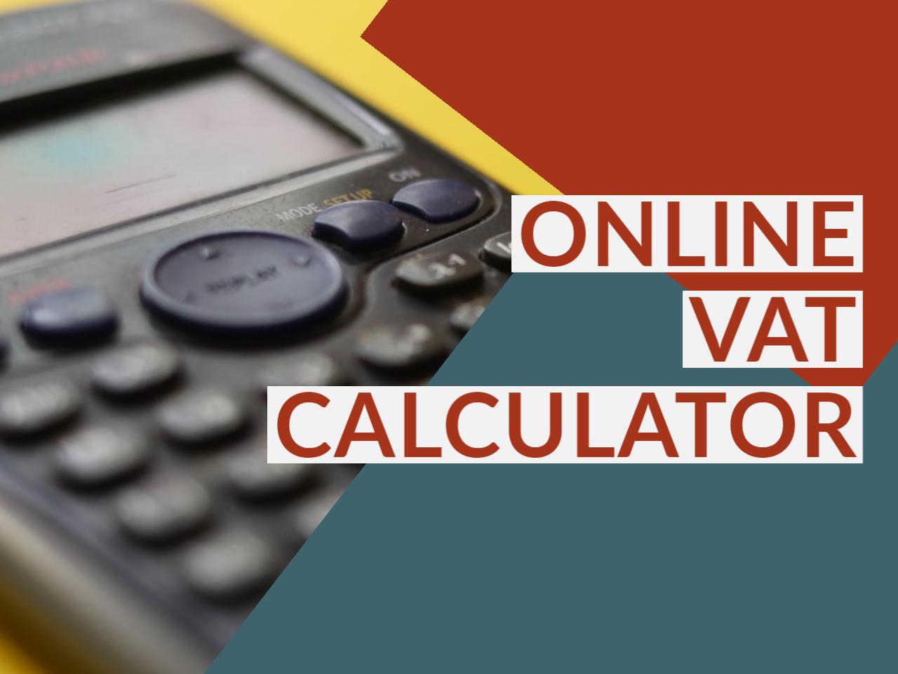 Online VAT Calculator UK
