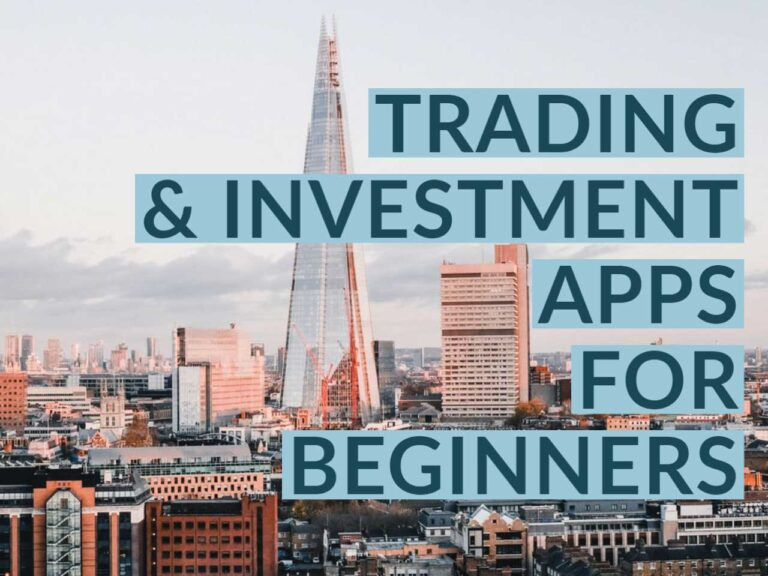 Best Investment Apps UK
