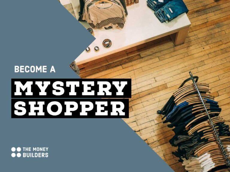How To Become a Mystery Shopper UK