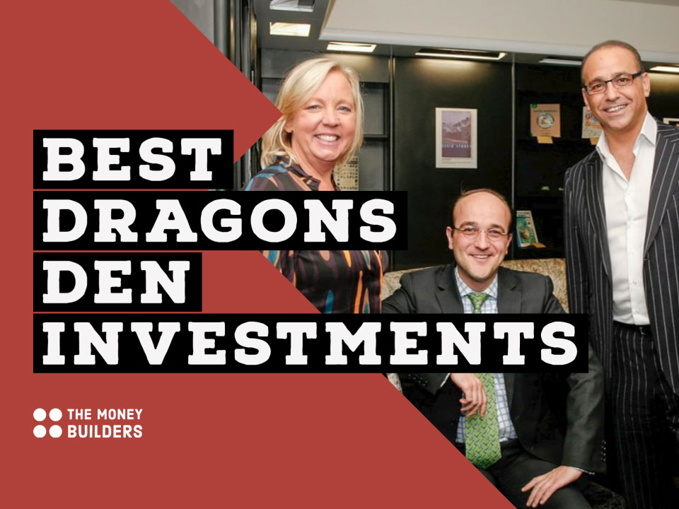 Best Dragons Den Investments