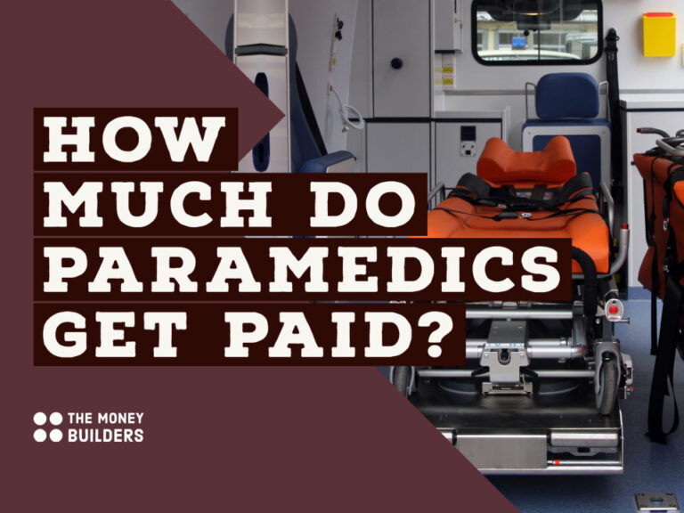 How Much Do Paramedics Get Paid