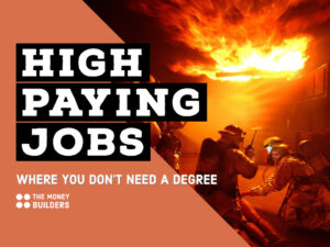 High Paying Jobs Without Degree UK