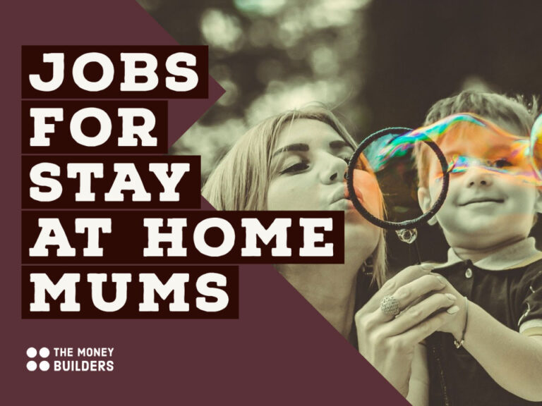Jobs For Stay At Home Mums