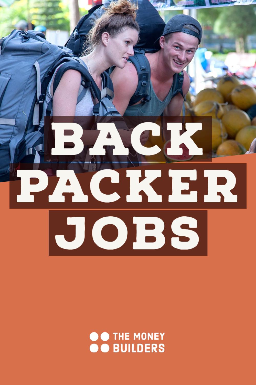 Backpacker Jobs Pinterest Pin