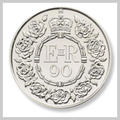 Five Pound Coin