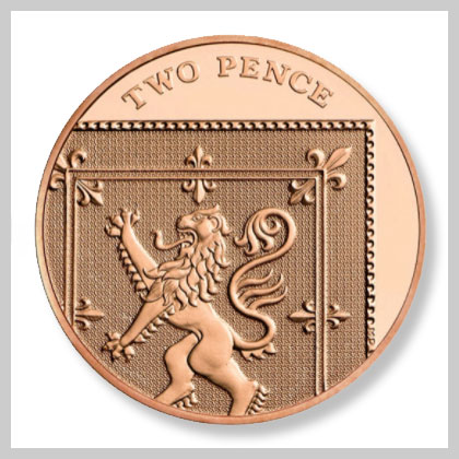 Two Pence Piece