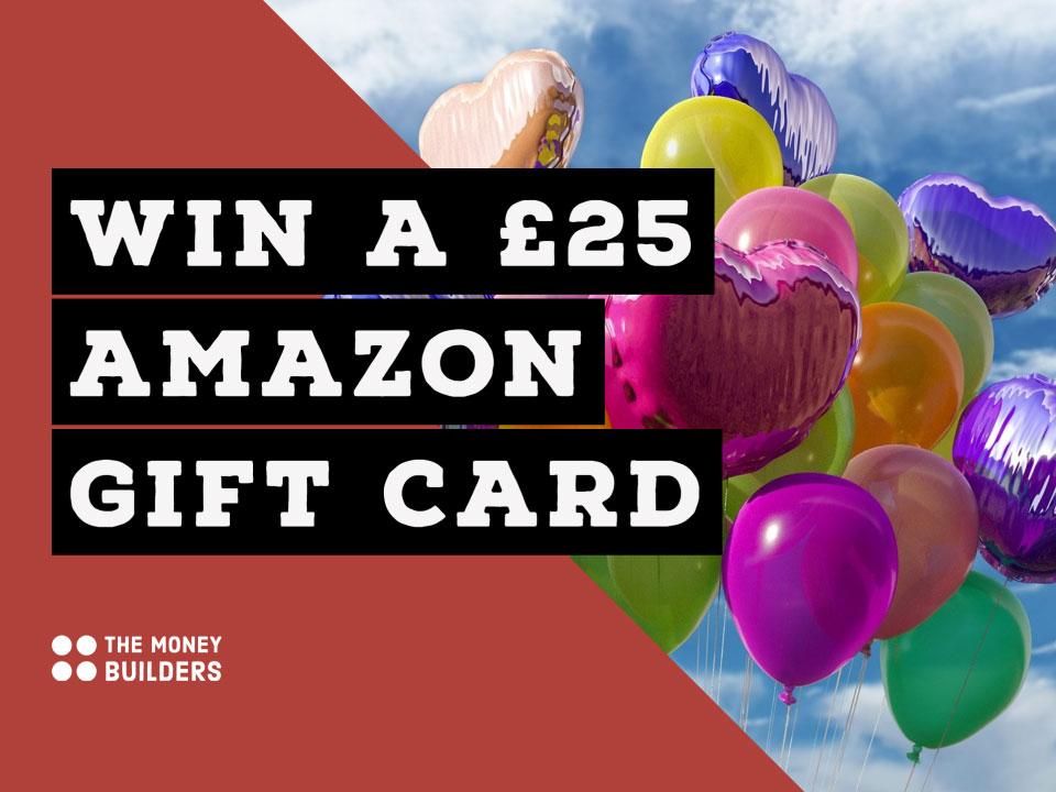Win a £25 Amazon Gift Card