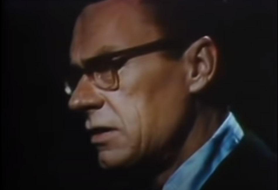 Video still of Earl Nightingale