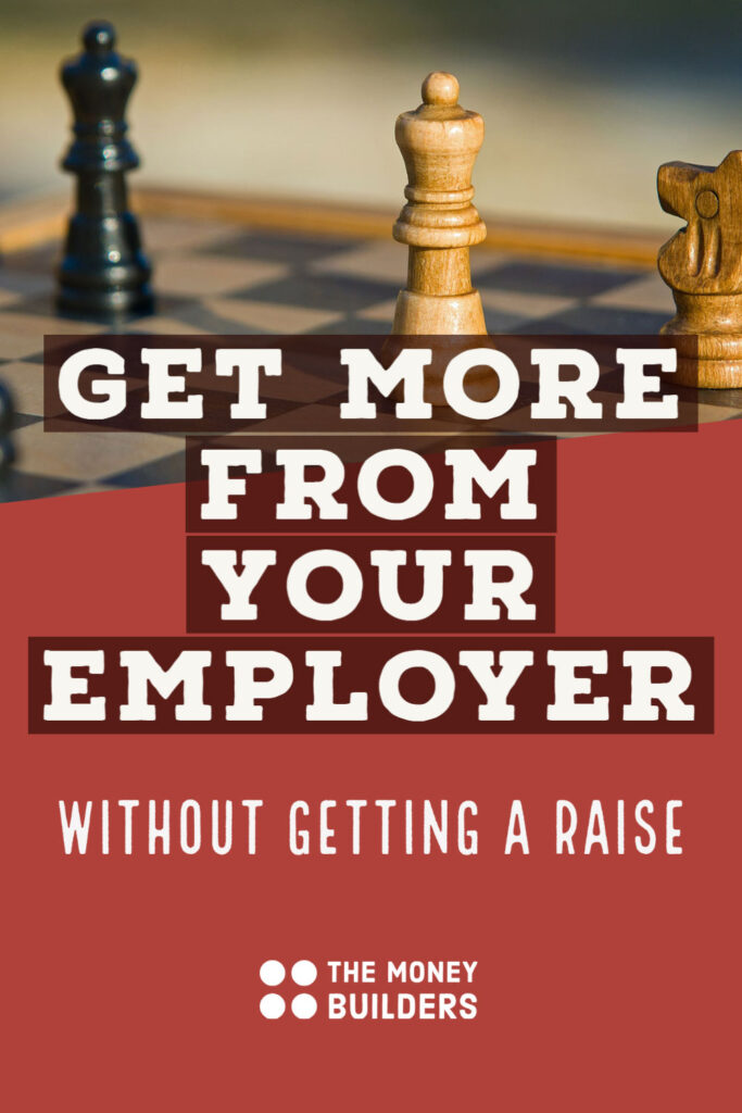 Get More From Your Employer Pin