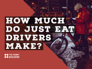 How Much Do Just Eat Drivers Make