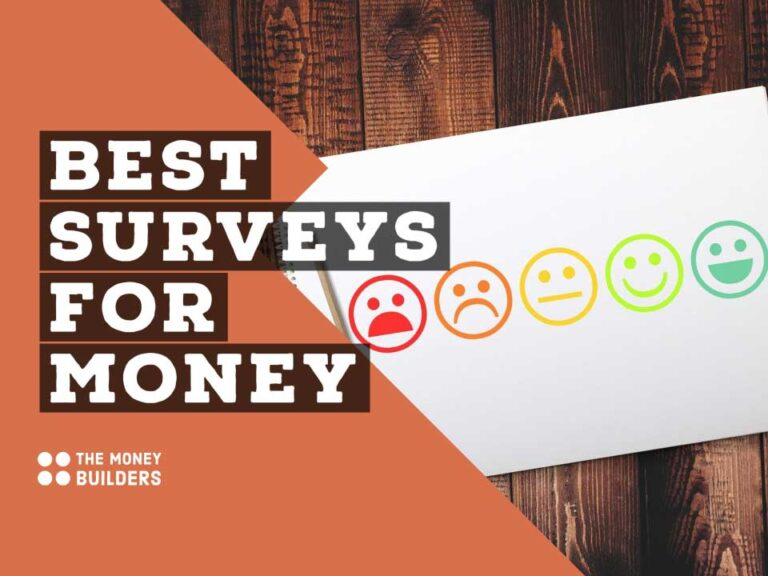 Best Surveys For Money UK