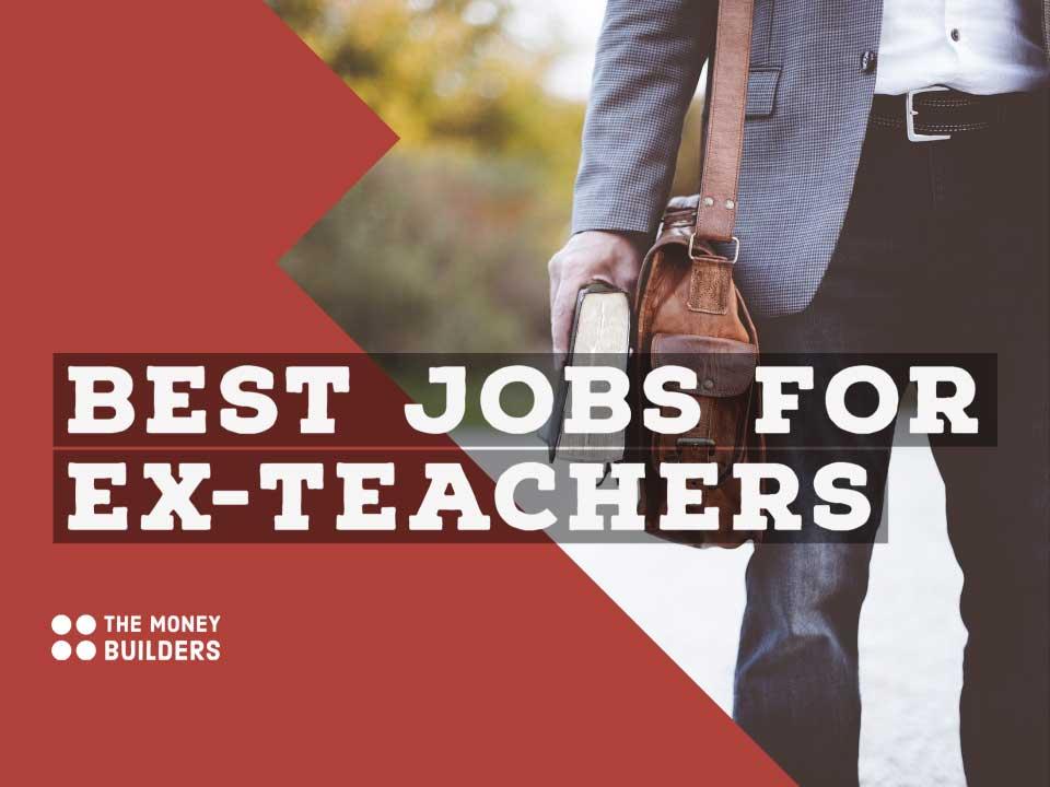Jobs For Ex Teachers