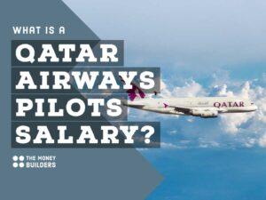What is a Qatar Airways Pilots Salary?