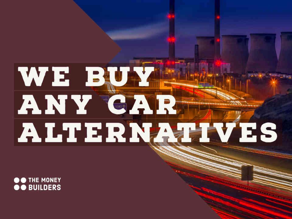 We Buy Any Car Alternatives
